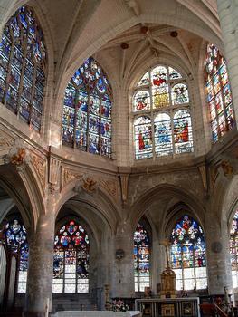 Troyes - Eglise Saint-Nizier - Choeur