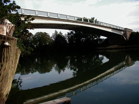 Bridge at Ussy-sur-Marne