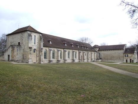 Saint-Ouen-l'Aumône - Abbaye Notre-Dame de Maubuisson - Bâtiments des religieuses
