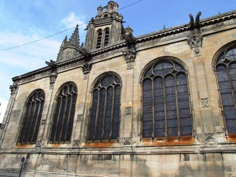 Pontoise - Cathédrale Saint-Maclou