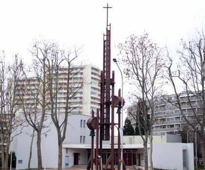Cathédrale Notre-Dame de Créteil