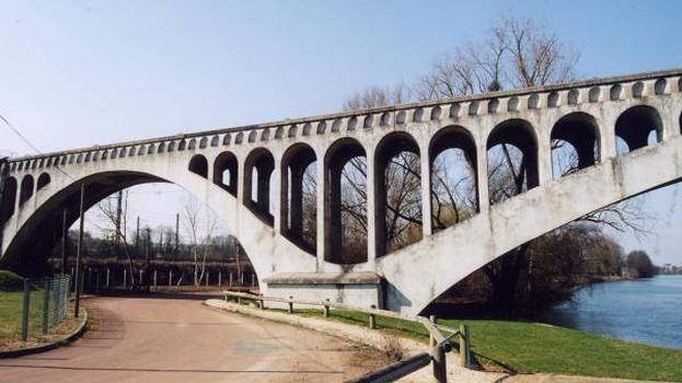 Pont-aqueduc de la Vanne
