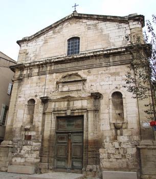 Carpentras - Chapelle du Très-Saint-Crucifix