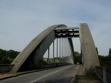 Seinebrücke Saint-Pierre-du-Vauvray