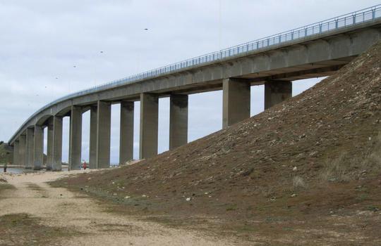 Pont de Noirmoutier - Vu de la Grande Côte