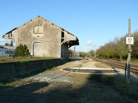 Bahnhof Les Herbiers
