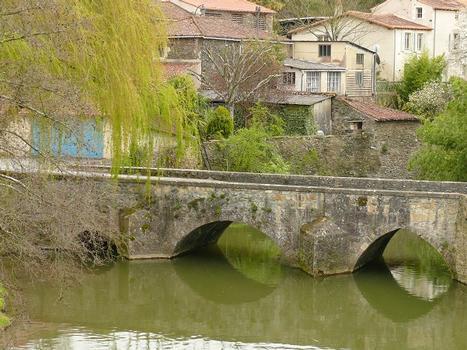 Mèrebrücke Vouvant