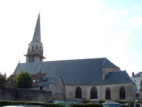 Vendôme - Eglise Sainte-Marie-Madeleine - Ensemble