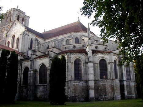 Basilique de la Madeleine at Vézelay