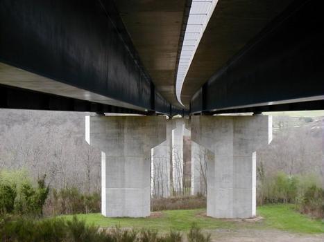 Vézère River Bridge