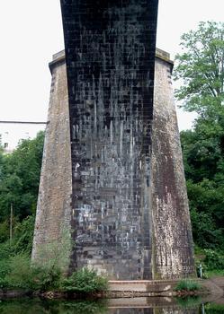 Vieille-Brioude Bridge.