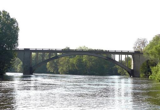 Creusebrücke Roche-Posay