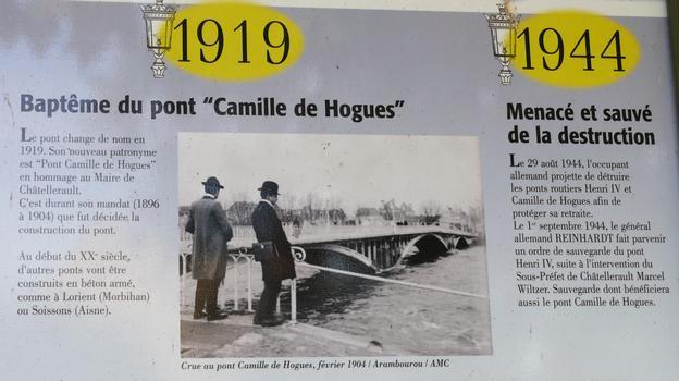 Camille de Hogues Bridge