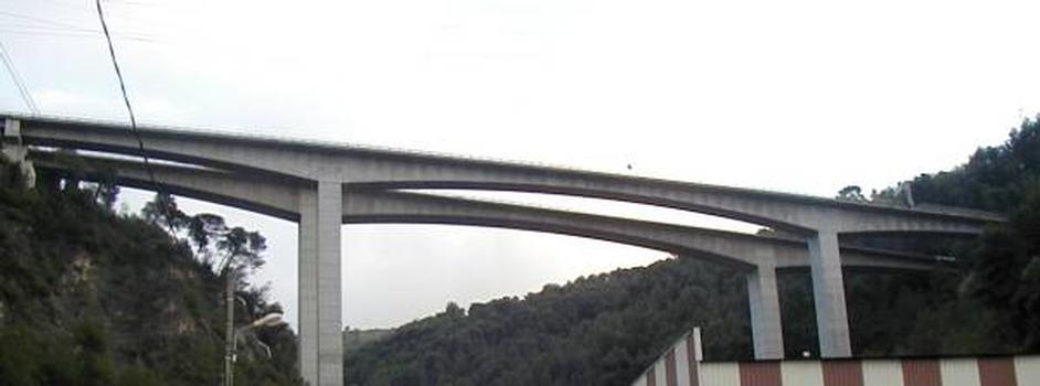 Autoroute A8: Viaduc des Vignasses