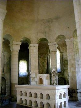 Eglise Saint-Etienne, Vignory