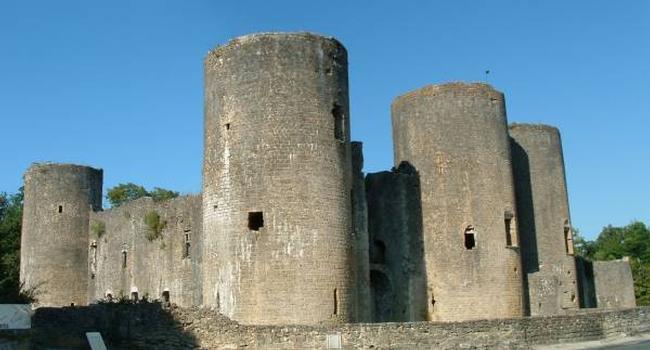 Château de VillandrautEnsemble