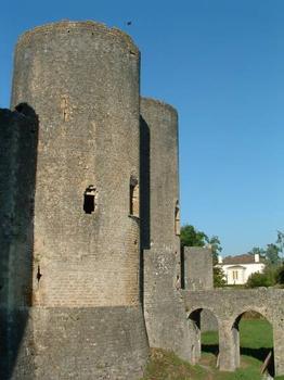 Château de VillandrautEntrée