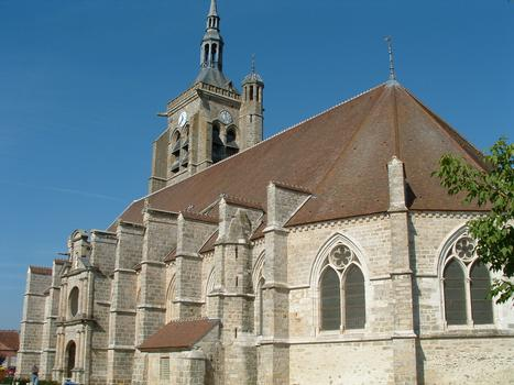 Saint-Pierre-et-Saint-Paul Church, Villenauxe-la-Grande