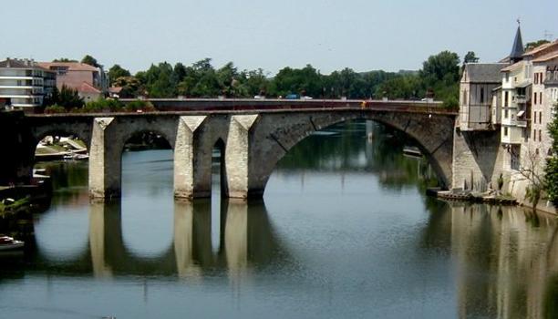 Pont des Cieutat, Villeneuve-sur-Lot