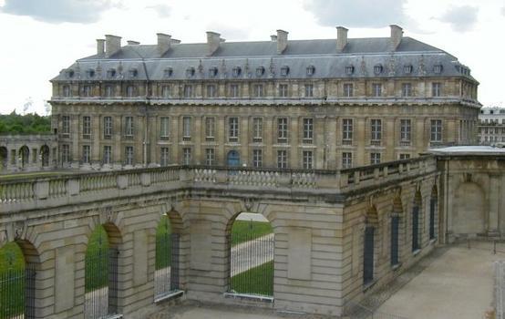 Château de Vincennes Pavillon du roi