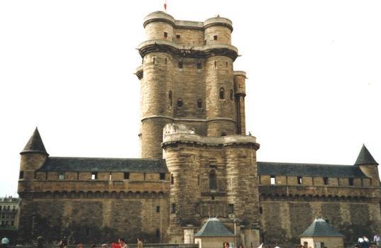 Château de Vincennes Donjon