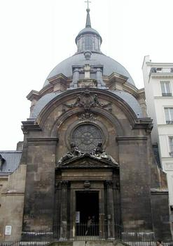 Eglise du Couvent des filles de la Visitation Sainte-Marie, Paris