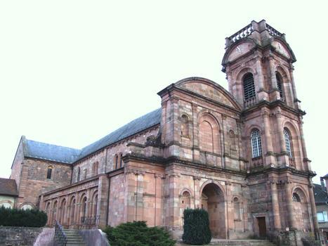 Eglise abbatiale prémontrée Saint-Pierre