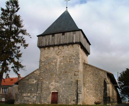 Saint-Gorgon Church, Woël