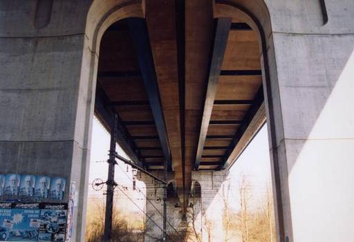 A19 - Viaduc de l'Yonne.