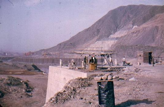 Tarbela-Staudamm