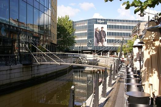Fußgängerbrücke in Århus I