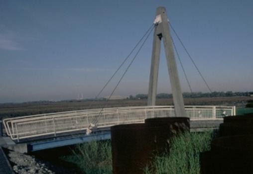Pont de l'aire de la Baie de Seine