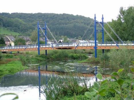 Bereldange Footbridge