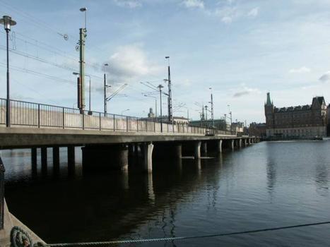 Centralbron, Stockholm