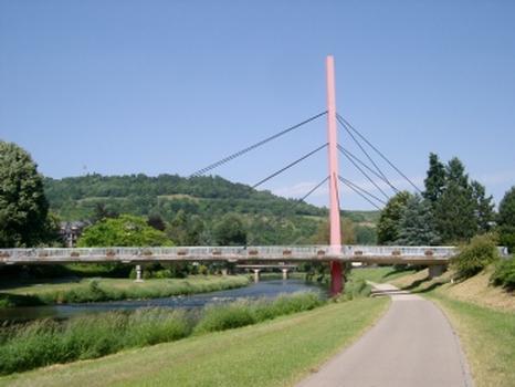 Diekirch Footbridge (Diekirch, 1974)