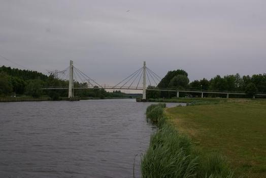 Passerelle Almere-Buiten