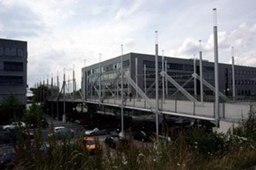 Expo 2000 Footbridge East (Hanover, 2000)