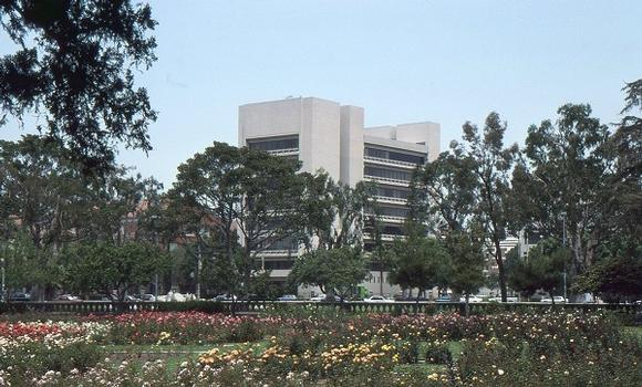 H. Leslie Hoffman Hall of Business Administration