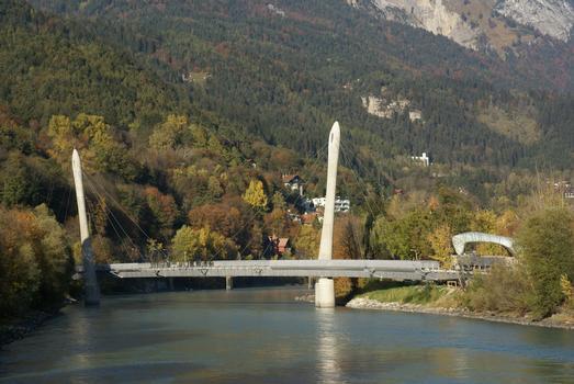 Neue Hungerburgbahnbrücke