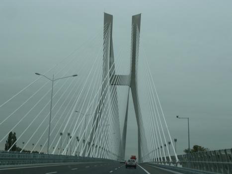 Pont du périphérique de Wroclaw