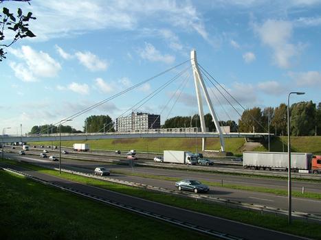 Feijenoord-Fußgängerbrücke, Rotterdam