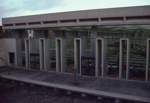 Michael C. Rockefeller Arts Center
