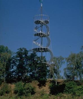 Killesberg Observation Tower.