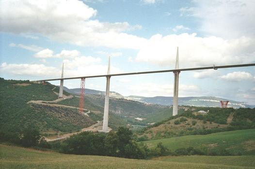 Viaduc de MillauP1 à P3