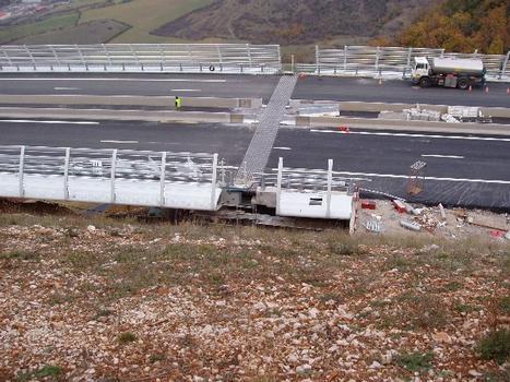 Viaduc de Millau Joint de dilatation