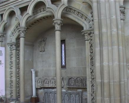 Château de Saint-Germain-en-Layela chapelle