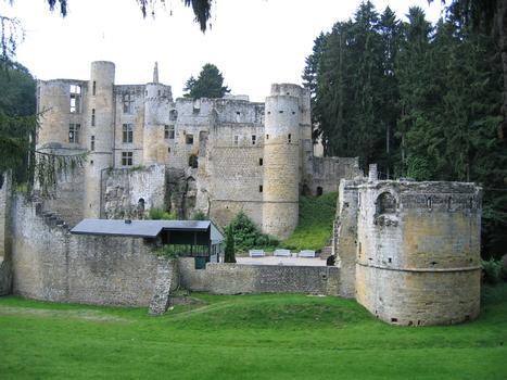 Burg Beaufort, Luxemburg