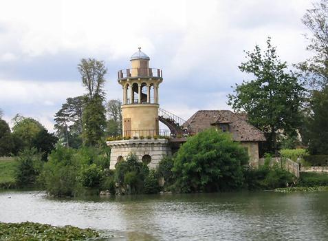 Château de VersaillesHameau de la Reine