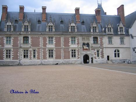 Schloß in Blois