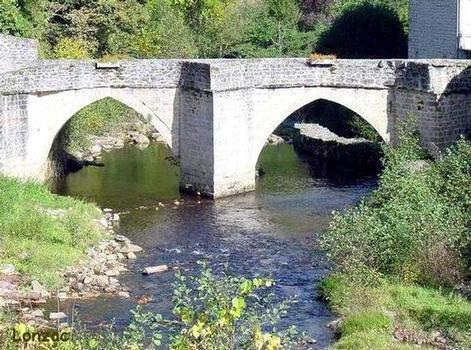 Old Treignac Bridge